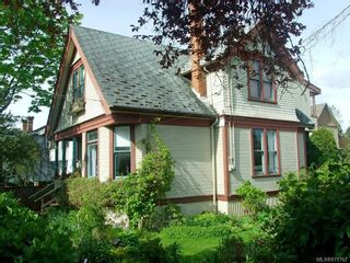 Photo 1: 438,440&442 Montreal St in : Vi James Bay House for sale (Victoria)  : MLS®# 871767