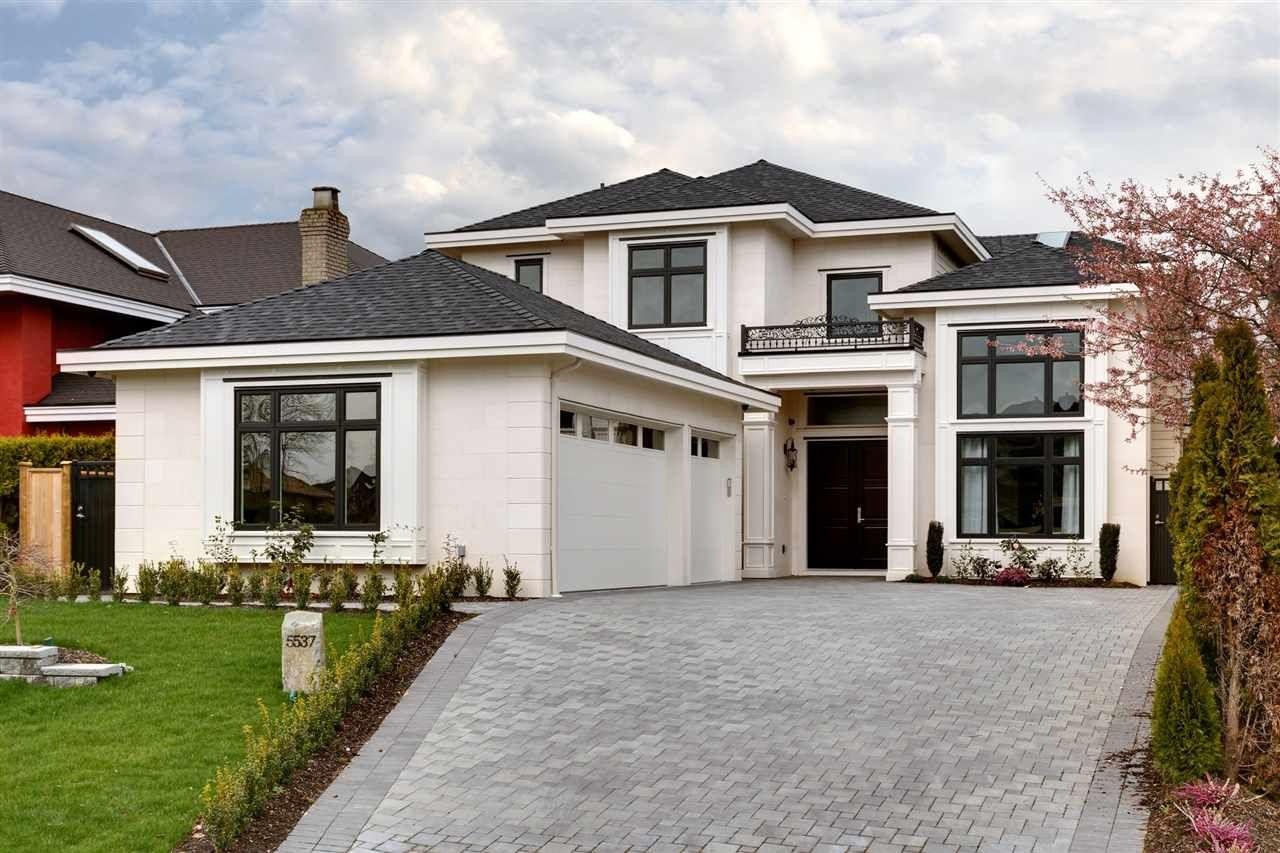 "Main Photo: 5537 HANKIN Drive in Richmond: Terra Nova House for sale in ""TERRA NOVA"" : MLS®# R2056623"