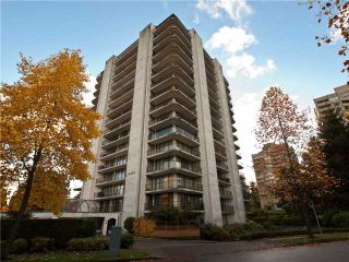 """Photo 1: 1605 6455 WILLINGDON Avenue in Burnaby: Metrotown Condo for sale in """"PARKSIDE MANOR"""" (Burnaby South)  : MLS®# V857993"""