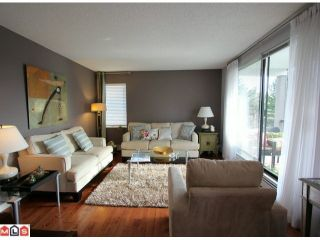 """Photo 2: 202 1740 SOUTHMERE Crescent in Surrey: Sunnyside Park Surrey Condo for sale in """"CAPSTAN WAY - SPINNAKER II"""" (South Surrey White Rock)  : MLS®# F1211608"""