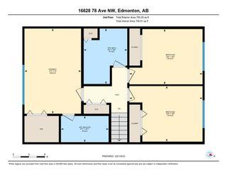 Photo 40: 16628 78 Avenue in Edmonton: Zone 22 House for sale : MLS®# E4265015