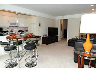 Photo 1: HILLCREST Condo for sale : 1 bedrooms : 4314 5th Avenue in San Diego