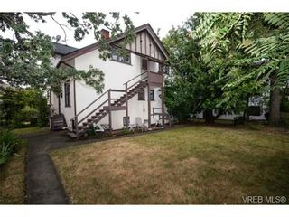 Photo 2: 2440 Quadra St in VICTORIA: Vi Central Park Quadruplex for sale (Victoria)  : MLS®# 735330