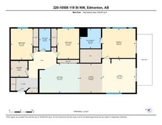 Photo 29: 220 10508 119 Street in Edmonton: Zone 08 Condo for sale : MLS®# E4254445
