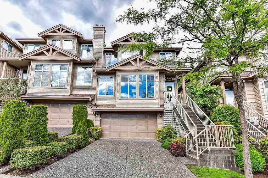 """Main Photo: 147 2979 PANORAMA Drive in Coquitlam: Westwood Plateau Townhouse for sale in """"DEERCREST ESTATES"""" : MLS®# R2227550"""