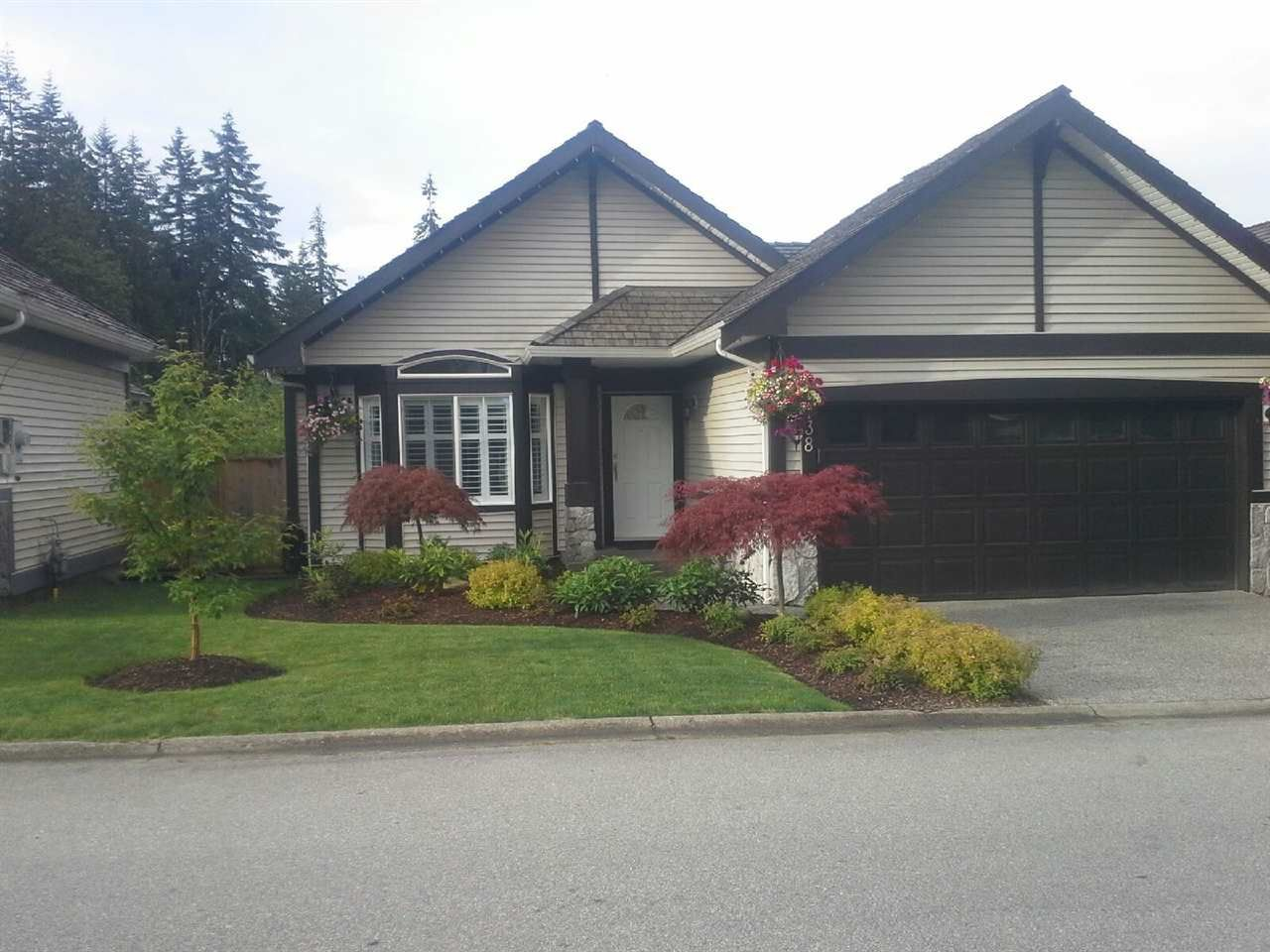 """Main Photo: 138 BLACKBERRY Drive: Anmore House for sale in """"ANMORE GREEN ESTATES"""" (Port Moody)  : MLS®# R2144285"""