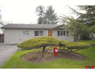 Photo 1: 4992 205A Street in Langley: Langley City House for sale : MLS®# F2811626