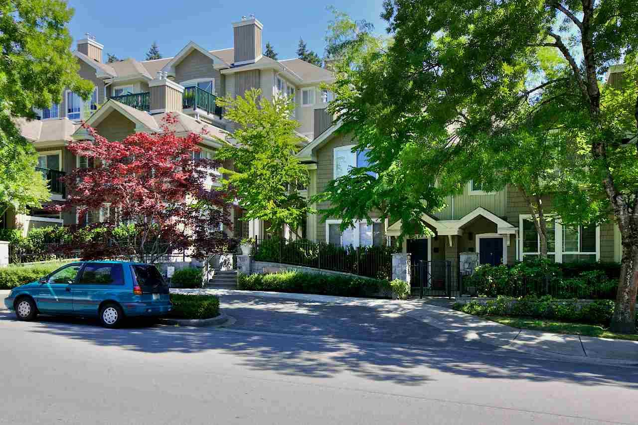 """Main Photo: 110 5605 HAMPTON Place in Vancouver: University VW Condo for sale in """"PEMBERLY"""" (Vancouver West)  : MLS®# R2018785"""