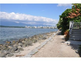 Photo 13: 2585 CORNWALL AV in Vancouver: Kitsilano Condo for sale (Vancouver West)  : MLS®# V1104415