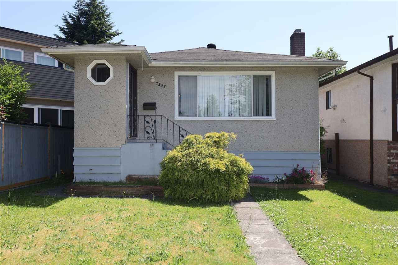 Main Photo: 7226 ONTARIO Street in Vancouver: South Vancouver House for sale (Vancouver East)  : MLS®# R2599982