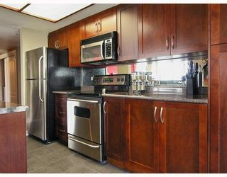 """Photo 3: 2605 867 HAMILTON Street in Vancouver: Downtown VW Condo for sale in """"JARDINE'S LOOKOUT"""" (Vancouver West)  : MLS®# V779994"""