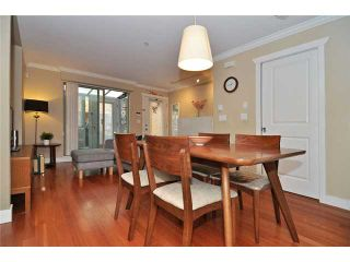 Photo 7: 29 638 W 6TH Avenue in Vancouver: Fairview VW Townhouse for sale (Vancouver West)  : MLS®# V1039662
