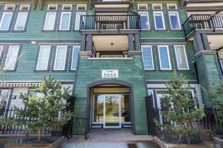 """Photo 1: 309 5665 177B Street in Surrey: Cloverdale BC Condo for sale in """"Lingo"""" (Cloverdale)  : MLS®# R2248564"""