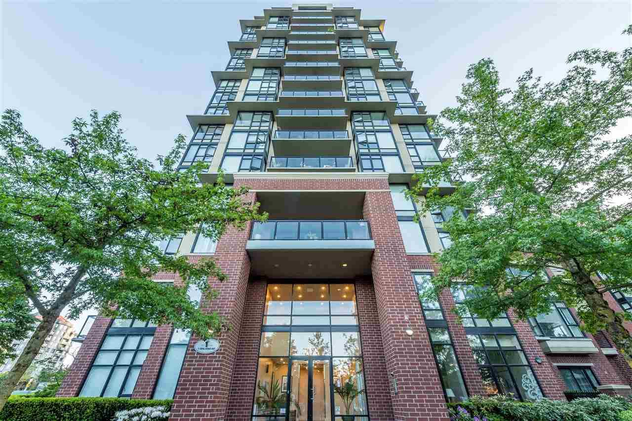 Main Photo: 1803 11 E ROYAL AVENUE in New Westminster: Fraserview NW Condo for sale : MLS®# R2170064