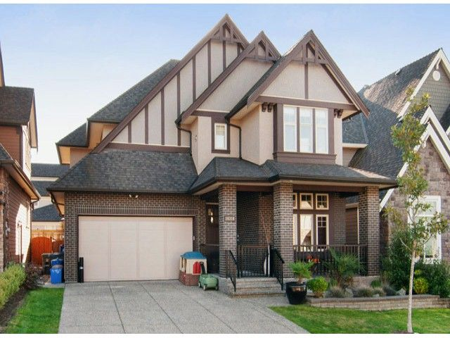 Main Photo: 16318 25TH AV in Surrey: Grandview Surrey House for sale (South Surrey White Rock)  : MLS®# F1324284
