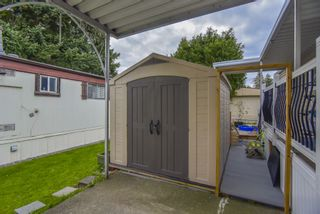 Photo 14: 27 7790 KING GEORGE Boulevard in Surrey: East Newton Manufactured Home for sale : MLS®# R2498809