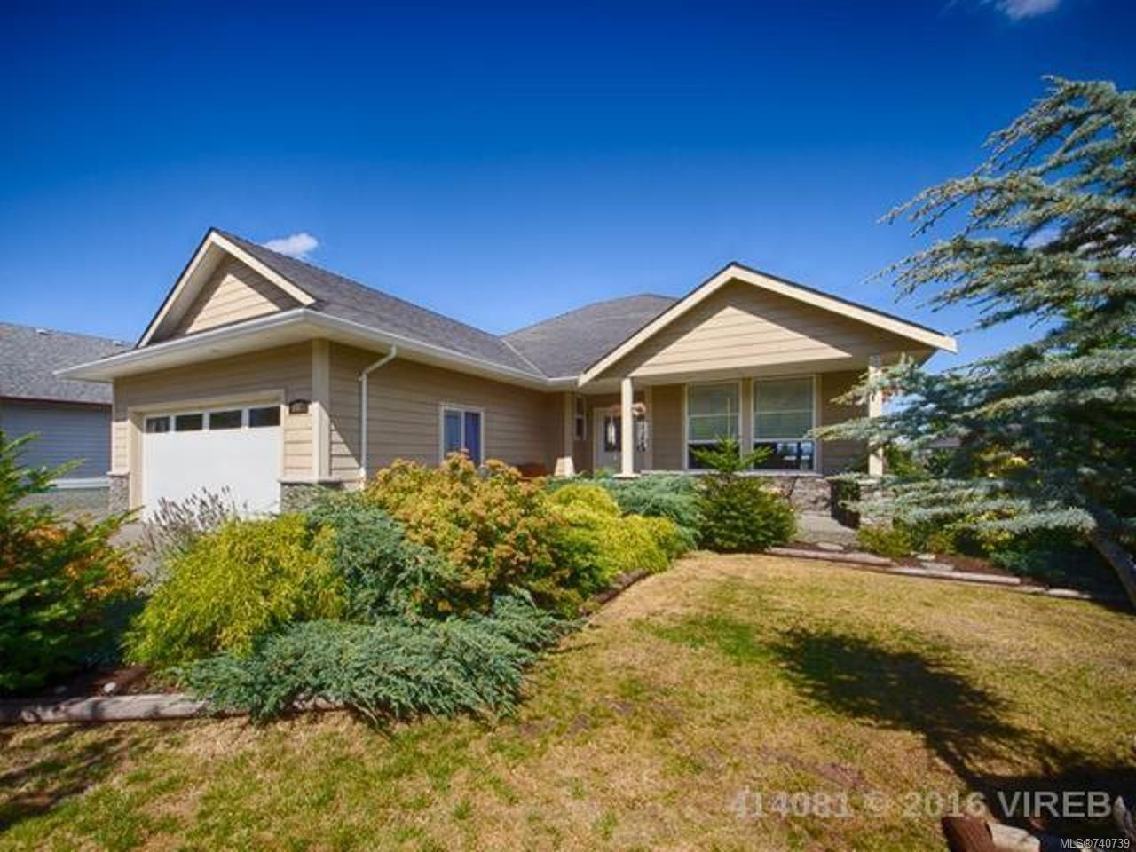 Photo 1: Photos: 632 Nelson Rd in CAMPBELL RIVER: CR Willow Point House for sale (Campbell River)  : MLS®# 740739