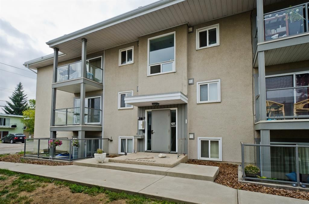Main Photo: 6 609 67 Avenue SW in Calgary: Kingsland Apartment for sale : MLS®# A1077068