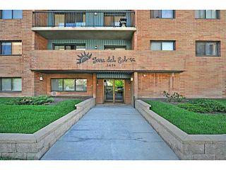 Photo 1: 803 1414 12 Street SW in CALGARY: Connaught Condo for sale (Calgary)  : MLS®# C3572362