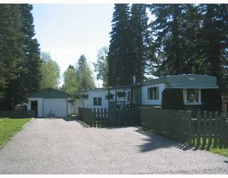"""Photo 1: 6810 LANGER Crescent in Prince_George: N73EM Manufactured Home for sale in """"EMERALD"""" (PG City North (Zone 73))  : MLS®# N172740"""