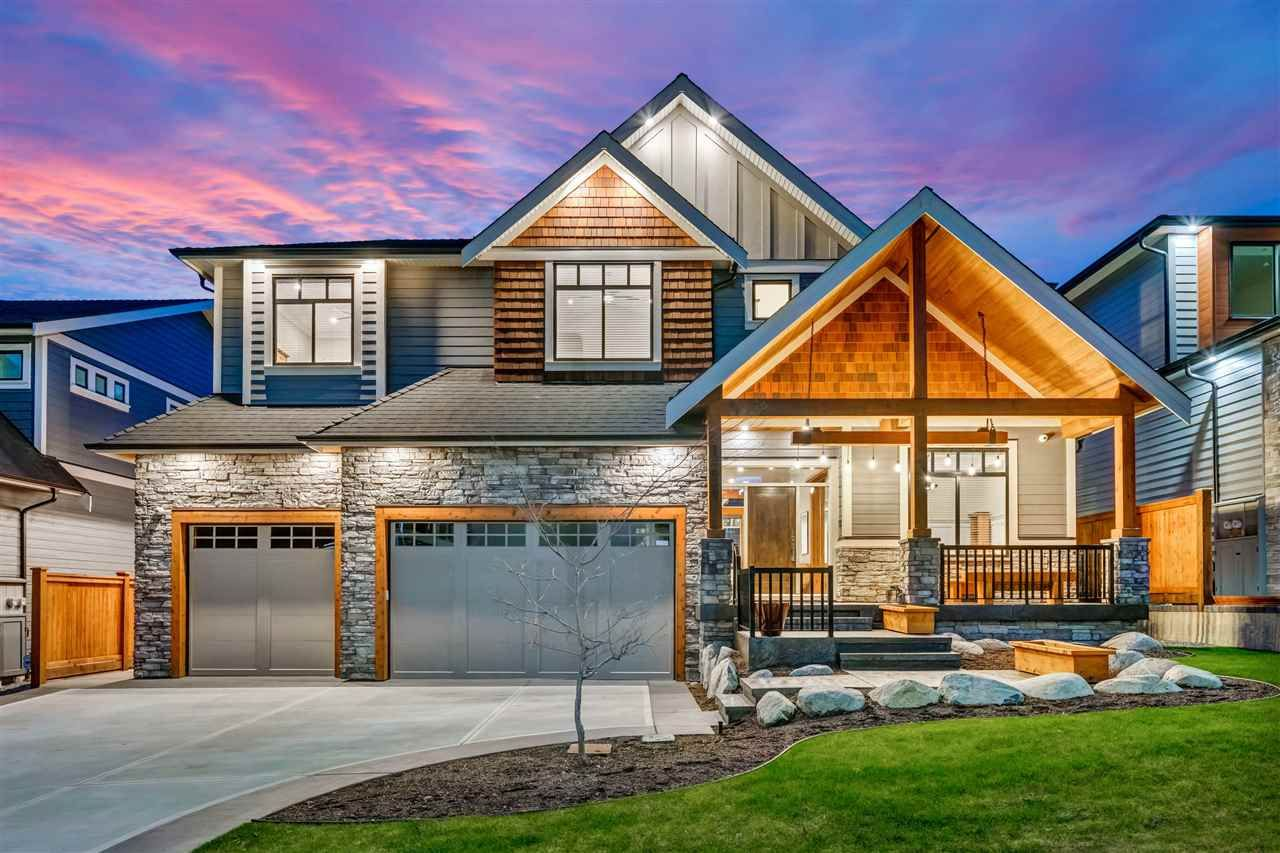 """Main Photo: 13679 BLANEY Road in Maple Ridge: Silver Valley House for sale in """"The View"""" : MLS®# R2540731"""