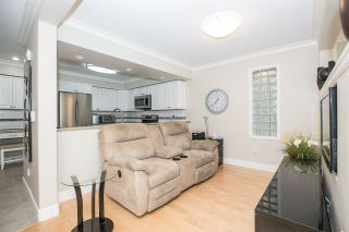 """Photo 6: 101 219 BEGIN Street in Coquitlam: Maillardville Townhouse for sale in """"PLACE FOUNTAINEBLEU"""" : MLS®# R2090733"""