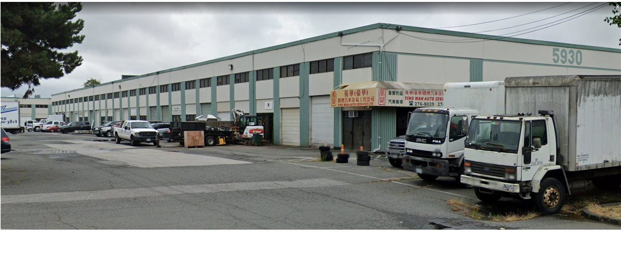 Main Photo: 310 5930 NO. 6 Road in Richmond: East Richmond Industrial for sale : MLS®# C8036406
