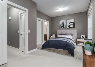 Photo 17: 106 WEST SPRINGS Road SW in Calgary: West Springs Row/Townhouse for sale : MLS®# A1128292