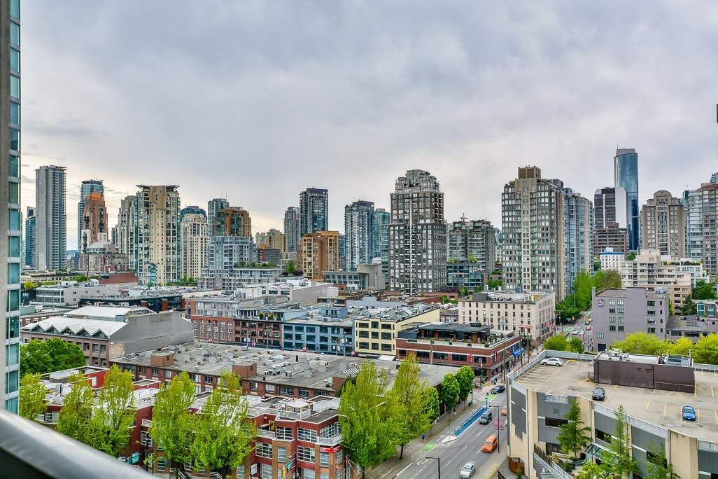 Main Photo: 1601 989 BEATTY STREET in : Yaletown Condo for sale : MLS®# R2168505