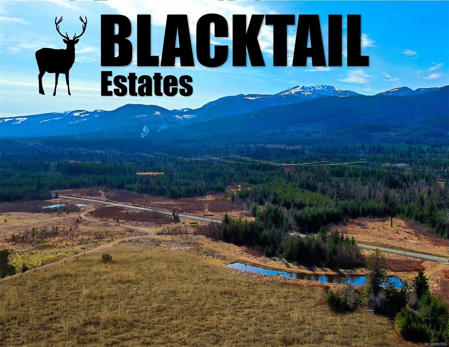 Main Photo: Lot 6 Blacktail Rd in : PQ Qualicum North Land for sale (Parksville/Qualicum)  : MLS®# 882806