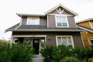 Photo 1: 1178 E KING EDWARD Avenue in Vancouver: Knight Townhouse for sale (Vancouver East)  : MLS®# R2158743