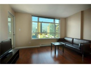 "Photo 1: 2001 438 SEYMOUR Street in Vancouver: Downtown VW Condo for sale in ""CONFERENCE PLAZA"" (Vancouver West)  : MLS®# V916665"