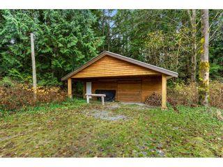 Photo 34: 11722 272 Street in Maple Ridge: Whonnock House for sale : MLS®# R2518748