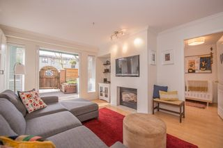 """Photo 2: 102 1915 E GEORGIA Street in Vancouver: Hastings Condo for sale in """"GEORGIA GARDENS"""" (Vancouver East)  : MLS®# R2150666"""