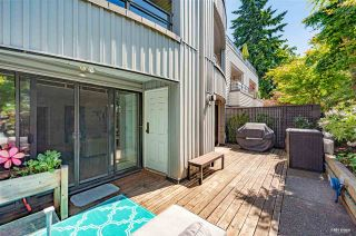 """Photo 26: 9 2188 SE MARINE Drive in Vancouver: South Marine Townhouse for sale in """"Leslie Terrace"""" (Vancouver East)  : MLS®# R2593040"""