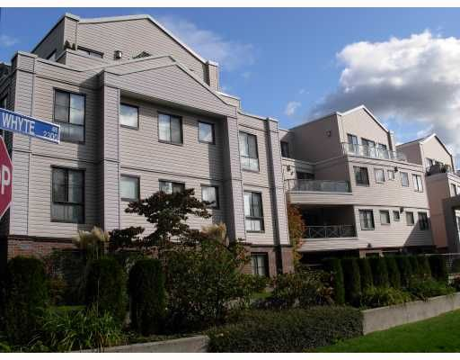 """Main Photo: 209 2357 WHYTE Avenue in Port_Coquitlam: Central Pt Coquitlam Condo for sale in """"RIVERSIDE PLACE"""" (Port Coquitlam)  : MLS®# V738374"""