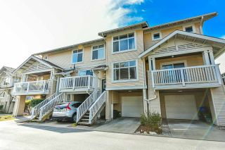 """Photo 1: 46 7179 201 Street in Langley: Willoughby Heights Townhouse for sale in """"DENIM"""" : MLS®# R2446590"""