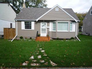 Photo 1: 21 DUNROBIN Avenue in WINNIPEG: East Kildonan Residential for sale (North East Winnipeg)  : MLS®# 1018741