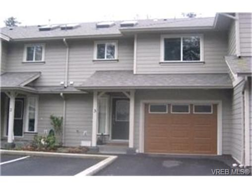 Main Photo:  in VICTORIA: VR Six Mile Row/Townhouse for sale (View Royal)  : MLS®# 420891