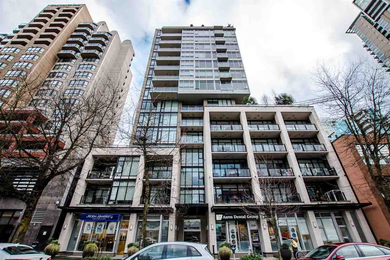 """Main Photo: 1202 1252 HORNBY Street in Vancouver: Downtown VW Condo for sale in """"VANCOUVER WEST"""" (Vancouver West)  : MLS®# R2566046"""