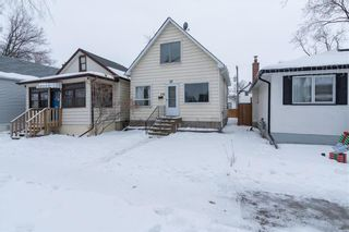 Photo 1: 656 Walker Avenue in Winnipeg: Lord Roberts Residential for sale (1Aw)  : MLS®# 202102131