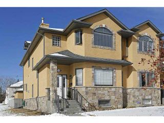 Photo 1: 2239 30 Street SW in CALGARY: Killarney Glengarry Residential Attached for sale (Calgary)  : MLS®# C3555962