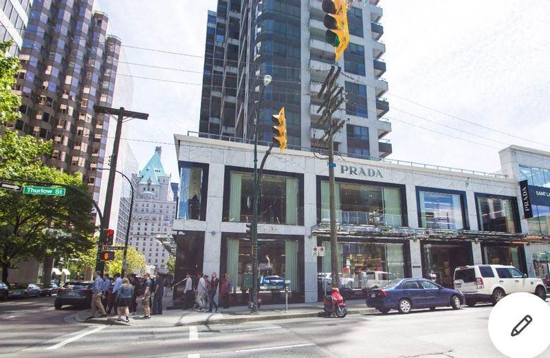 FEATURED LISTING: 1405 - 1060 ALBERNI Street Vancouver