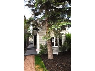 Photo 2: 2303 WESTMOUNT Road NW in Calgary: West Hillhurst House for sale : MLS®# C4014355