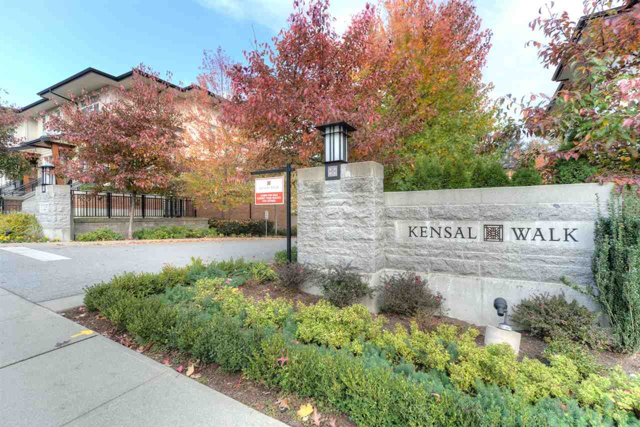 Main Photo: 87 1125 KENSAL PLACE in : New Horizons Townhouse for sale : MLS®# R2011153