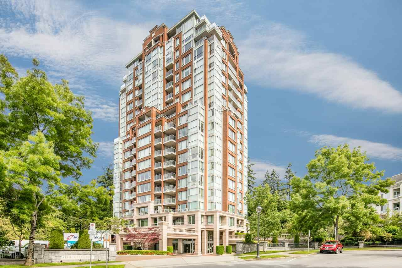 """Main Photo: 1501 5775 HAMPTON Place in Vancouver: University VW Condo for sale in """"THE CHATHAM"""" (Vancouver West)  : MLS®# R2182010"""