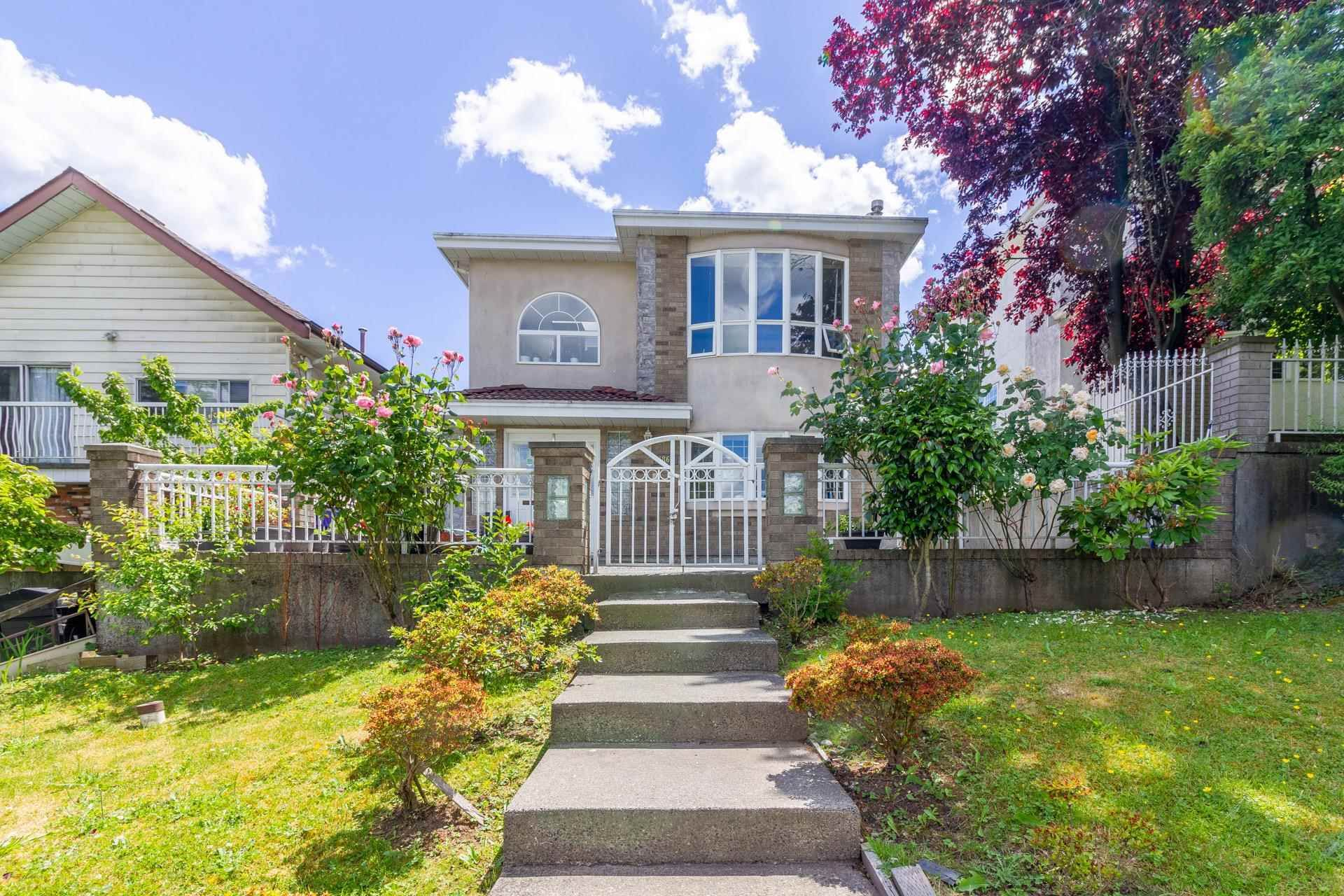 Main Photo: 3868 REGENT STREET in Burnaby: Central BN House for sale (Burnaby North)  : MLS®# R2611563