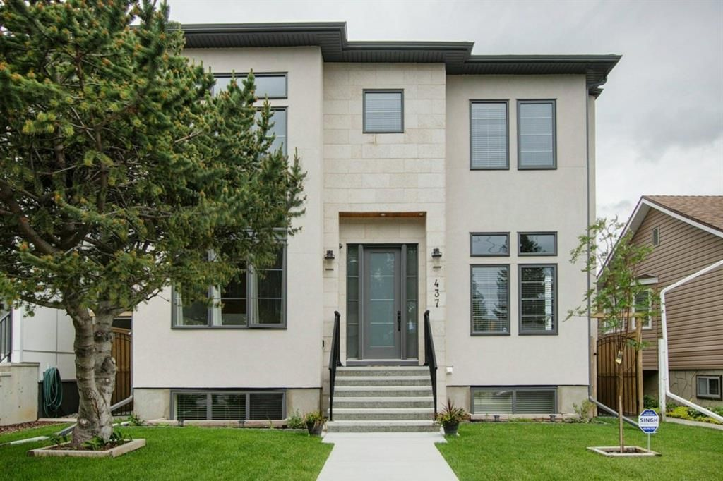 Main Photo: Photos: 437 22 Avenue NE in Calgary: Winston Heights/Mountview Detached for sale : MLS®# A1032355