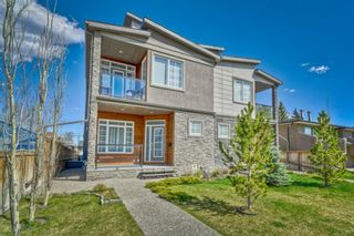 Main Photo: 1 1914 31 Street SW in Calgary: Killarney/Glengarry Row/Townhouse for sale : MLS®# A1106324