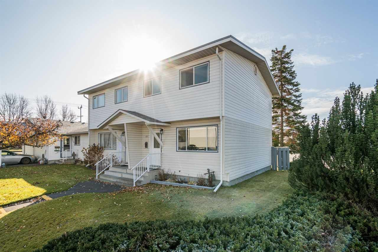Main Photo: 152 111 TABOR Boulevard in Prince George: Heritage 1/2 Duplex for sale (PG City West (Zone 71))  : MLS®# R2414588